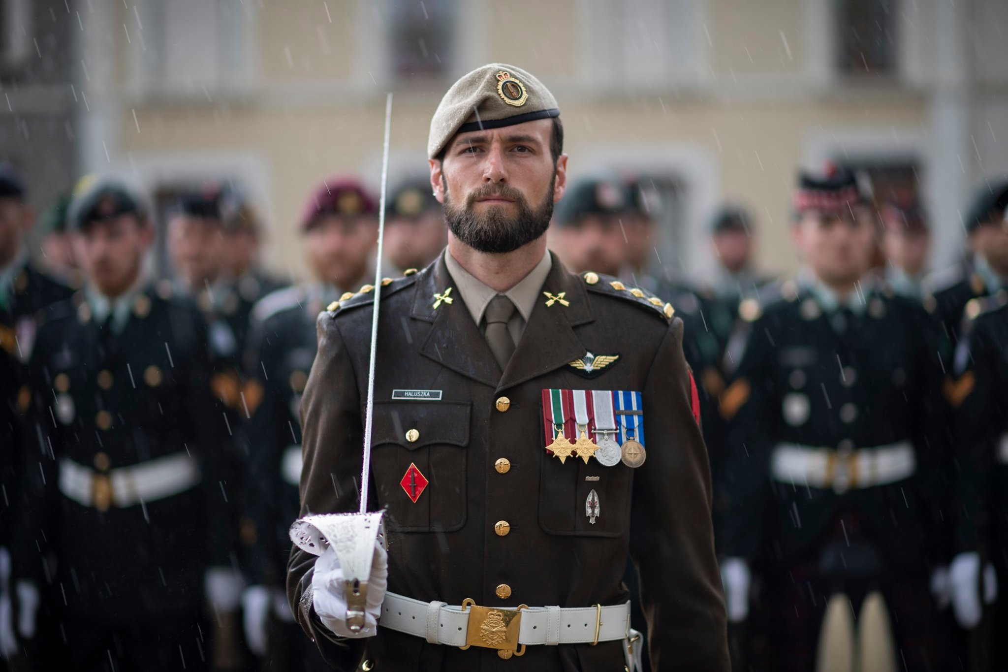 New CANSOFCOM Dress Uniform Seen During D-Day Commemorations – D-Day