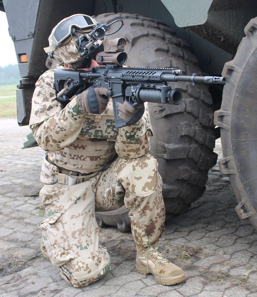 Impressions of the Steyr STM-556 – Strikehold net